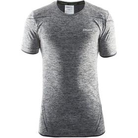 Craft M's Active Comfort Roundneck Short Sleeve Shirt Black